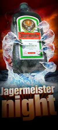 Егермейстер самый известный ликерный напиток из Германии