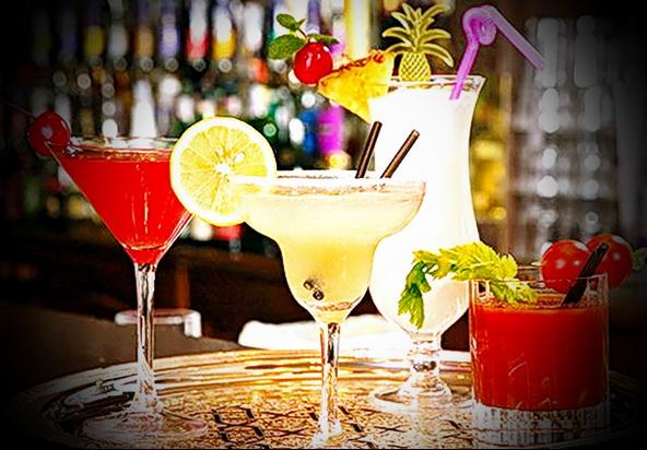 и их рецепты.  Мартини. коктейли с. мартини.