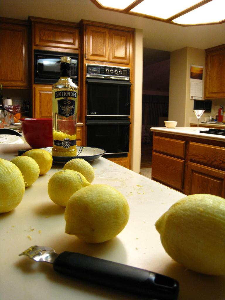 Лучше не торопиться и тщательно выбирать лимоны