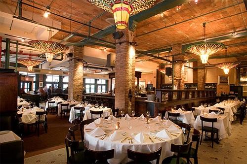 Перечисляя лучшие рестораны мира нельзя пропустить Tribeca Grill и Nobu, принадлежащие великому Роберту де Ниро